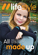 Click to read the latest issue of Lifestyle Magazine online